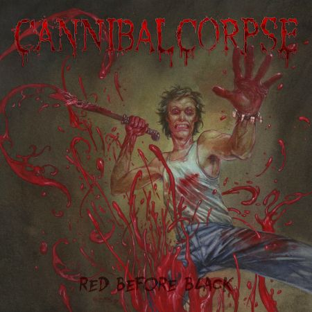 Cannibal Corpse - Red Before Black (Ltd. Edition) 2017
