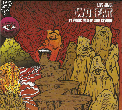 Wo Fat - Live Juju: Wo Fat at Freak Valley and Beyond 2017