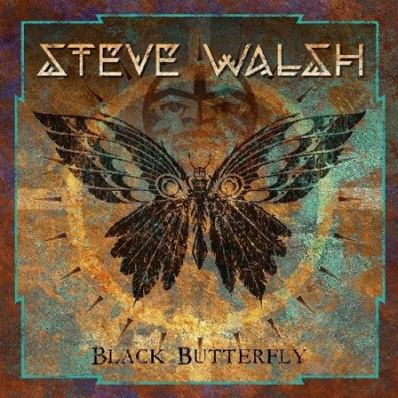 Steve Walsh - Black Butterfly 2017
