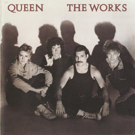 Queen - The Works 1984 [Remastered 1991] (Lossless)