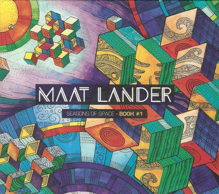 Maat Lander - Seasons of Space • Book #1 2017