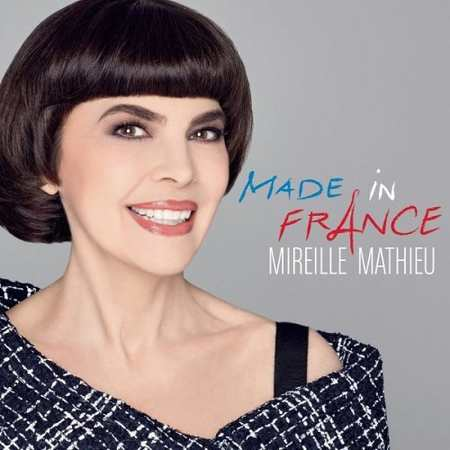 Mireille Mathieu - Made In France (2CD) 2017