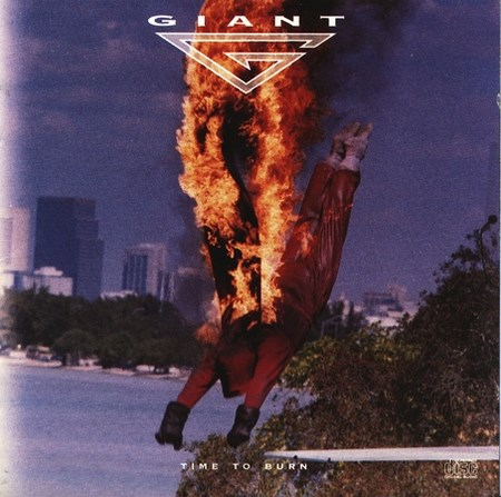 Giant - Time To Burn 1990 (Lossless + MP3)