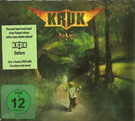 Kruk - Before (Limited Edition) 2014  (Lossless + MP3)