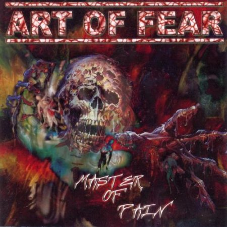 Art Of Fear - Master Of Pain 2004