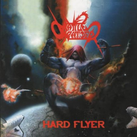 Battle Raider - Hard Flyer 2016