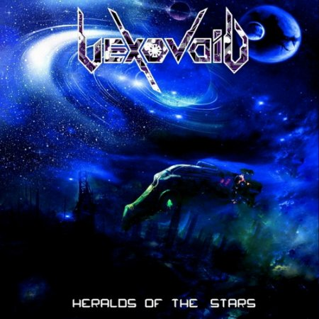 Vexovoid - Heralds Of The Stars (EP) 2014