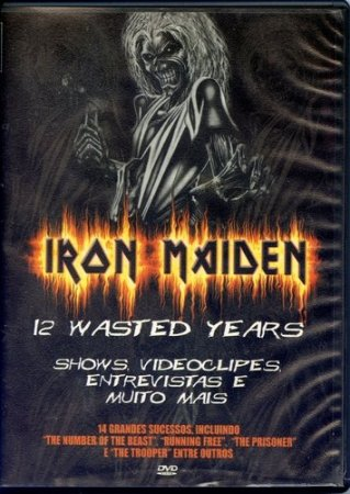 Iron Maiden - 12 Wasted Years (DVD) (2005)