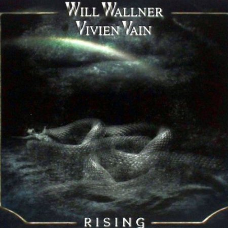 Will Wallner & Vivien Vain - Rising  2017 (+4 Bonus track)