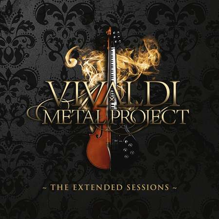 Vivaldi Metal Project - The Extended Sessions (EP) 2018