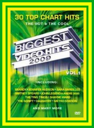 VA - Biggest Video Hits 2009 (VIDEO)
