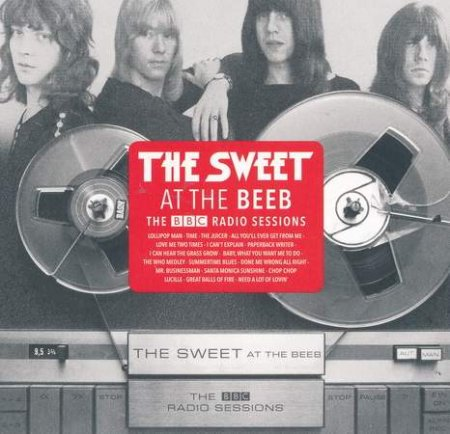 The Sweet - The Sweet At The BEEB 2017 (lossless)