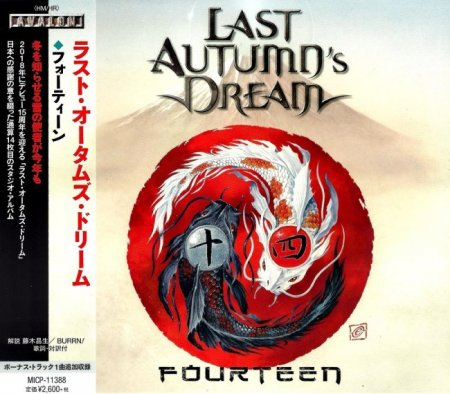 LAST AUTUMN'S DREAM - Fourteen (Japanese Edition) 2017 (Lossless)