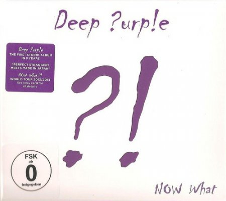 Deep Purple - Now What! (Limited Edition) 2013 (Lossless + MP3)