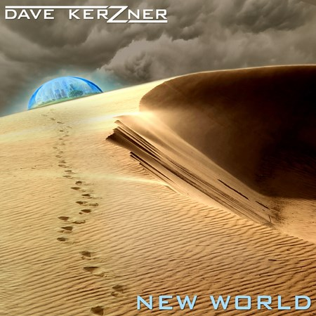 Dave Kerzner - New World 2014 (Lossless) + 2015 (2 CD) (Lossless Deluxe Edition)