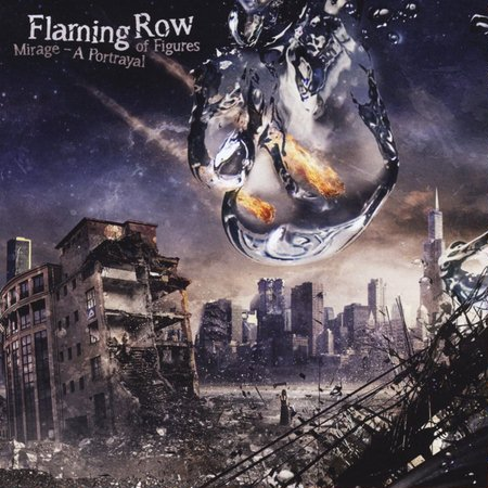 Flaming Row - Mirage: A Portrayal Of Figures  2014 (Lossless + MP3)