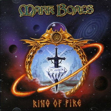 Mark Boals - Ring of Fire 2000