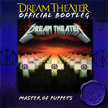 Dream Theater - Master Of Puppets 2004