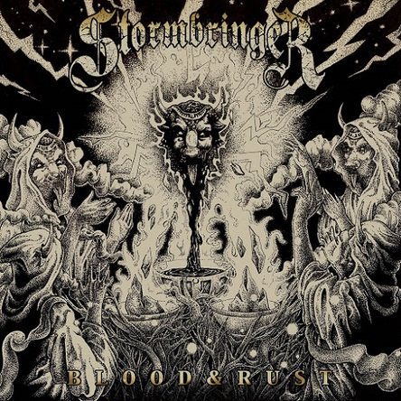 Stormbringer - Blood & Rust 2015 (Lossless + MP3)