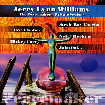 Jerry Lynn Williams - The Peacemaker Private Sessions   1998