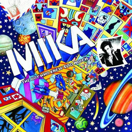 Mika - The Boy Who Knew Too Much 2009