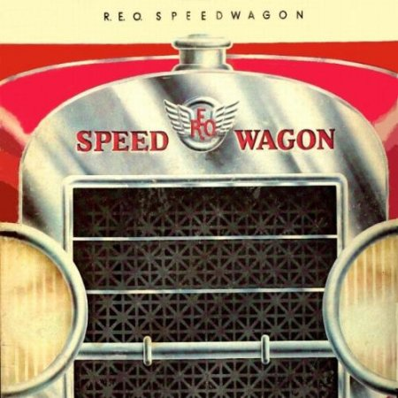 REO Speedwagon - REO Speedwagon (Mini LP) 1971 (lossless)