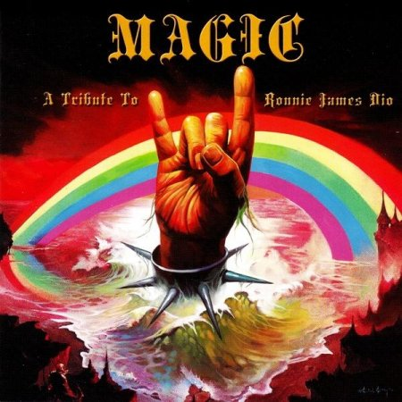V.A.Magic - A Tribute To Ronnie James Dio 2010