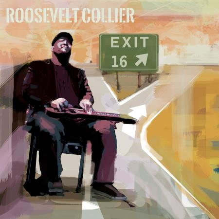 Roosevelt Collier - Exit 16  2018