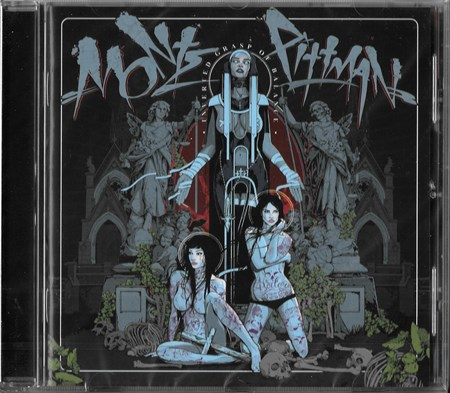 Monte Pittman - Inverted Grasp of Balance 2016 (Lossless + MP3)