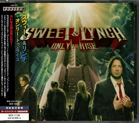Sweet & Lynch - The Wish (Japanese Edition) 2015 (Lossless + MP3)