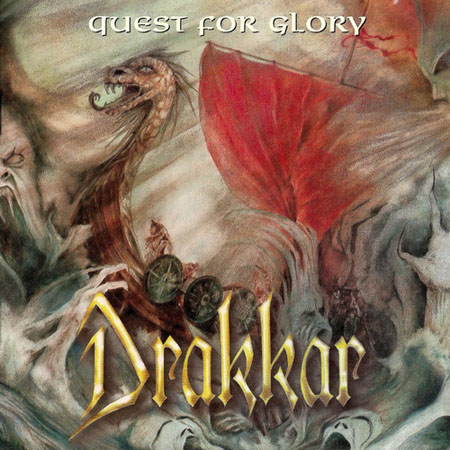 Drakkar - Quest For Glory 1998