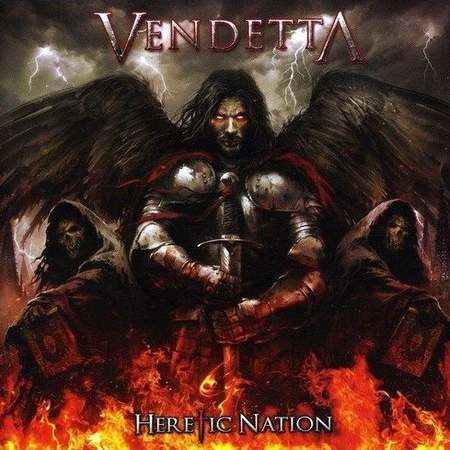 Vendetta - Heretic Nation 2009