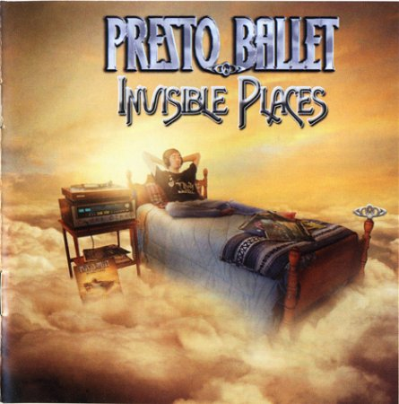 Presto Ballet - Invisible Places 2011 (Lossless + MP3)