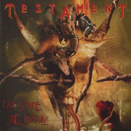 Testament - First Strike Still Deadly 2001 [Japanese Edition] (Lossless)