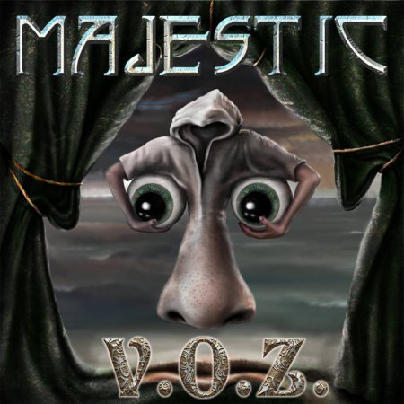 Majestic - V.O.Z.(2CD) 2012 (Lossless)