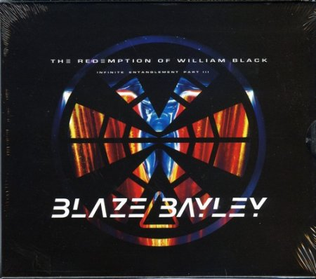 Blaze Bayley - The Redemption Of William Black (Infinite Entanglement Part III) 2018 (Lossless)