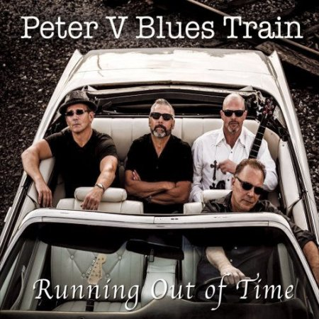 Peter V Blues Train - Running Out Of Time 2018