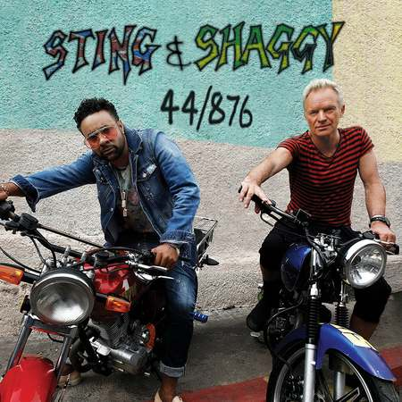 Sting & Shaggy - 44/876 (Limited Deluxe Edition) 2018