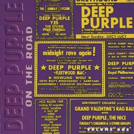 Deep Purple - On The Road Vol.1-4 (4CD) 2001