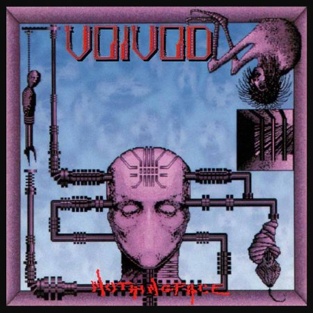 Voivod - Nothingface 1989 (Lossless)
