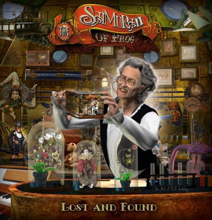 The Samurai Of Prog - Lost And Found (2CD) 2016 (Lossless)