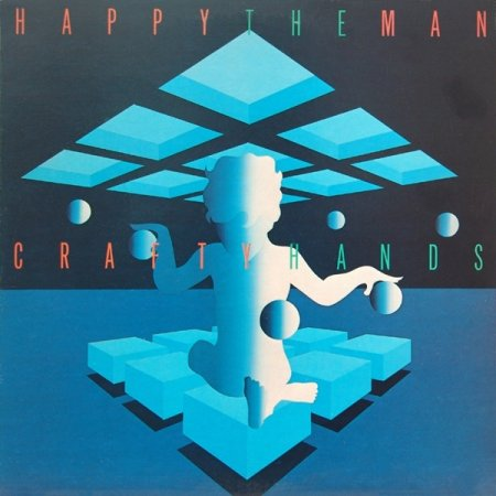 Happy the Man - Crafty Hands 1978 [2003 Reissue] Lossless