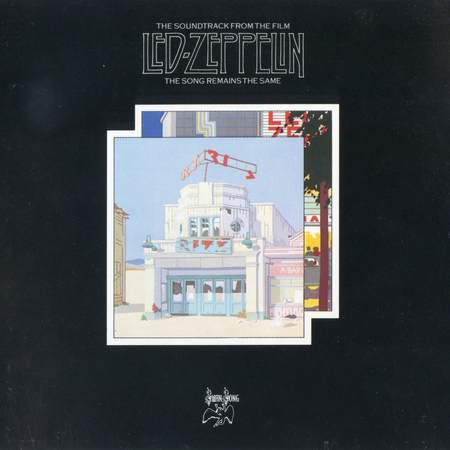 Led Zeppelin - The Song Remains The Same (2CD) (Japanese Edition) 1976 (Lossless)