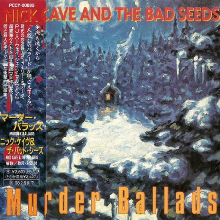 Nick Cave & The Bad Seeds - Murder Ballads 1996