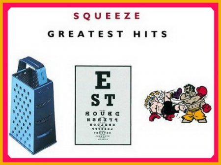 SQUEEZE - Greatest Hits The Videos 1992 (VIDEO)