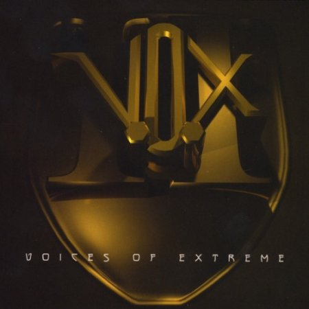 Voices Of Extreme - Break The Silence (Mini LP) 2010