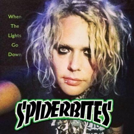Spiderbites - When The Lights Go Down 2018