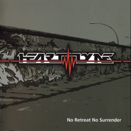 Heartlyne - No Retreat No Surrender  1987 (Remastered 2009)