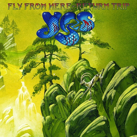 Yes - Fly From Here Return Trip  2018 (Lossless)