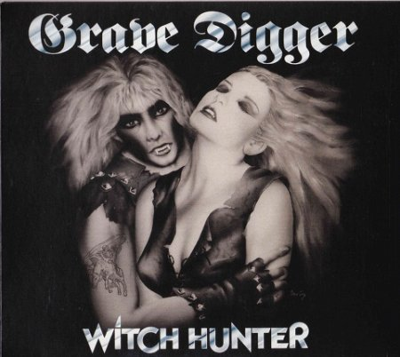 Grave Digger - Witch Hunter 1985 (2018 Remastered)